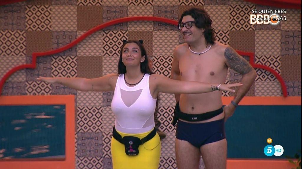 ¡Samba! Así de bien se lo ha pasado Elettra en 'Big Brother Brasil'