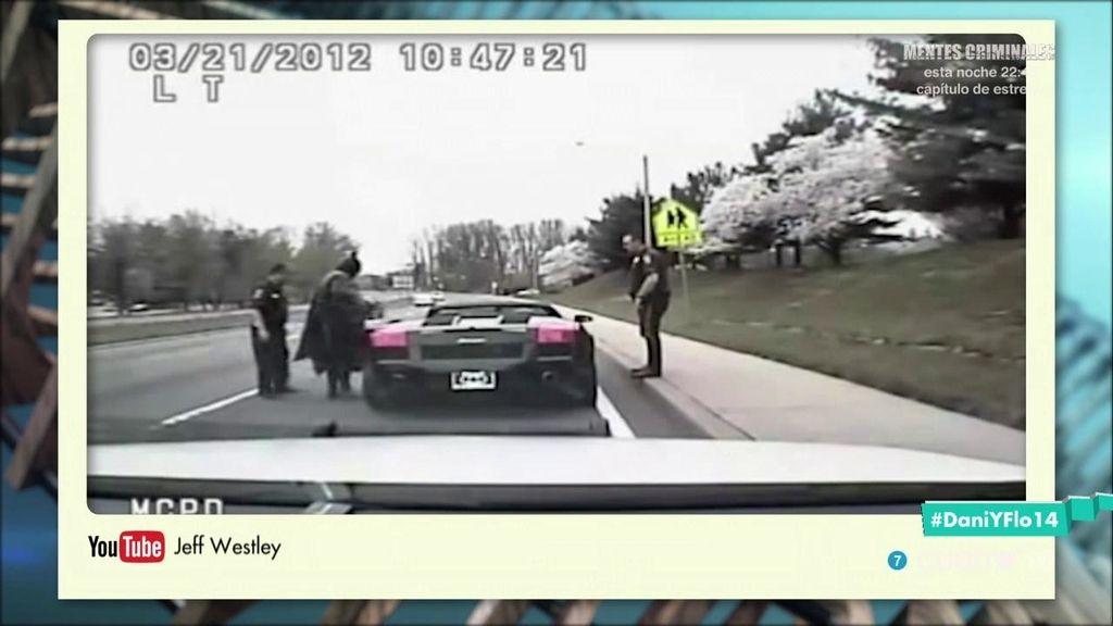 La policía detiene al Batman de Las Rozas 🦇