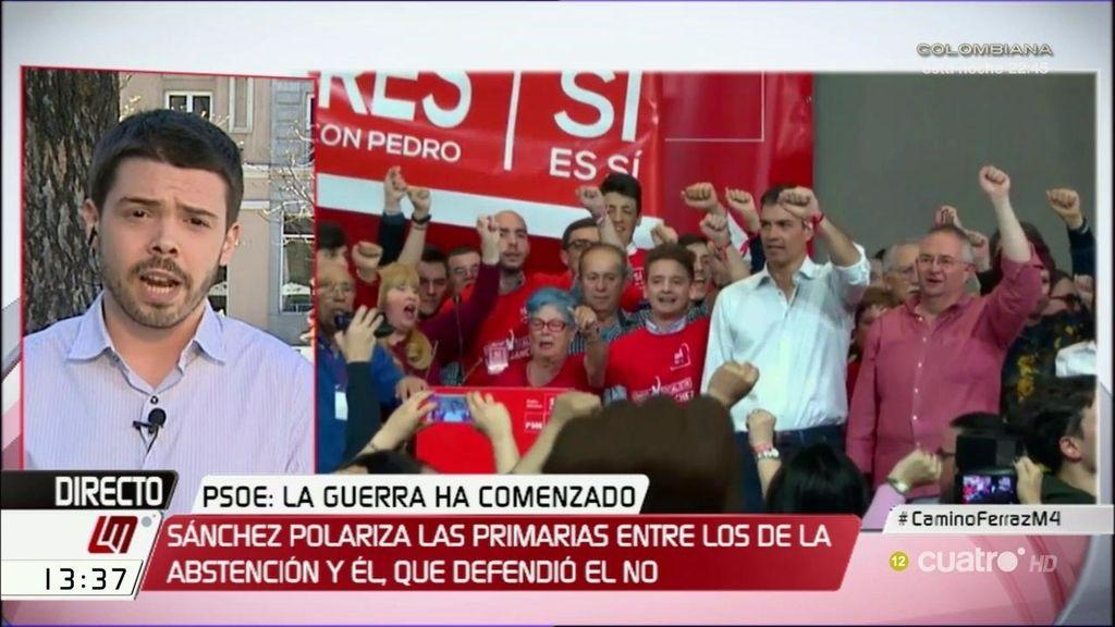 """N. Corredor: """"Pedro Sánchez nos puede gustar más o menos pero los problemas se vienen arrastrando desde antes"""""""