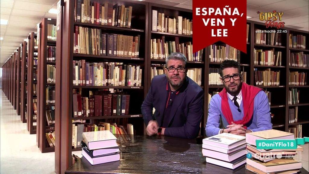 ¡En España no somos unos fiestas! 'Dani&Flo' nos lo demuestran