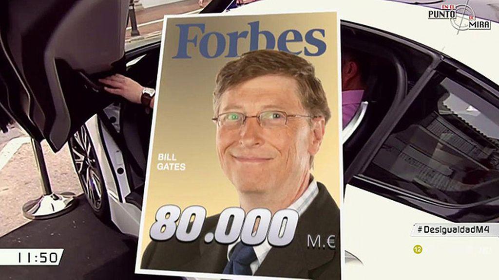 El número de milmillonarios se dispara
