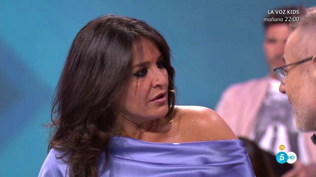 """Aída: """"No sé qué ha visto el público de Brasil en Elettra más que su culo de silicona"""""""