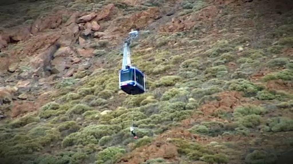 Fin de la pesadilla en el Teide