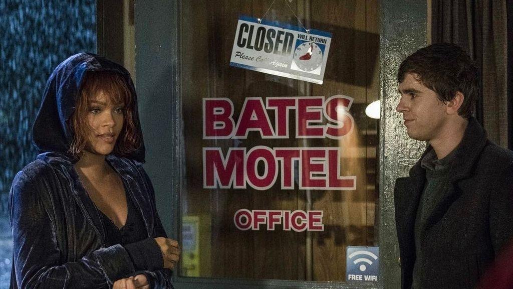 Rihanna en Bates Motel