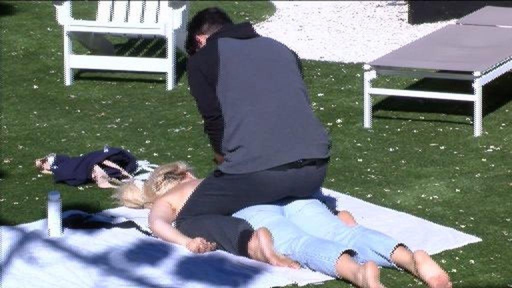 Irma y Emma se chivan a Alyson: ¿Daniela se está acercando demasiado a Antônio?