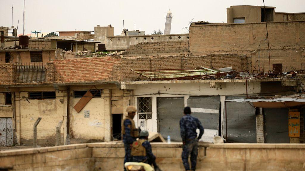 El alminar de Al-Hadba de Mosul