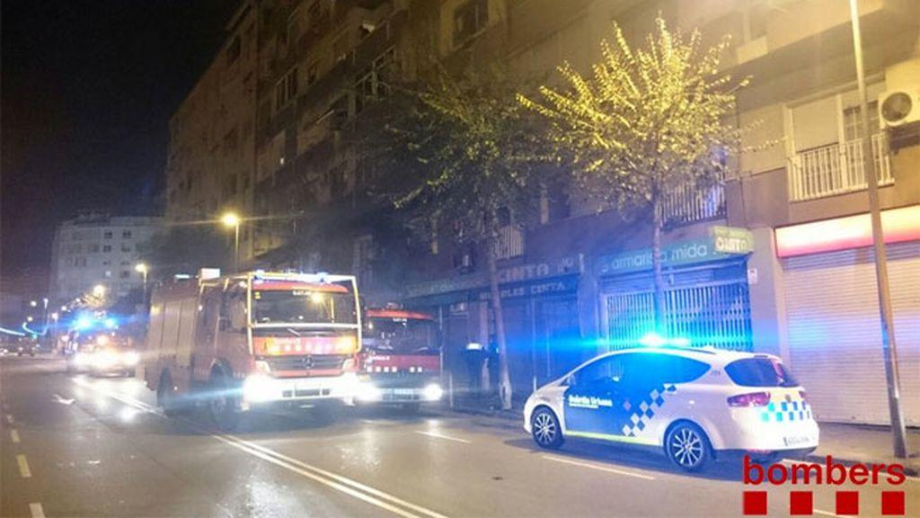 incendio barcelona, siniestro hospitalet