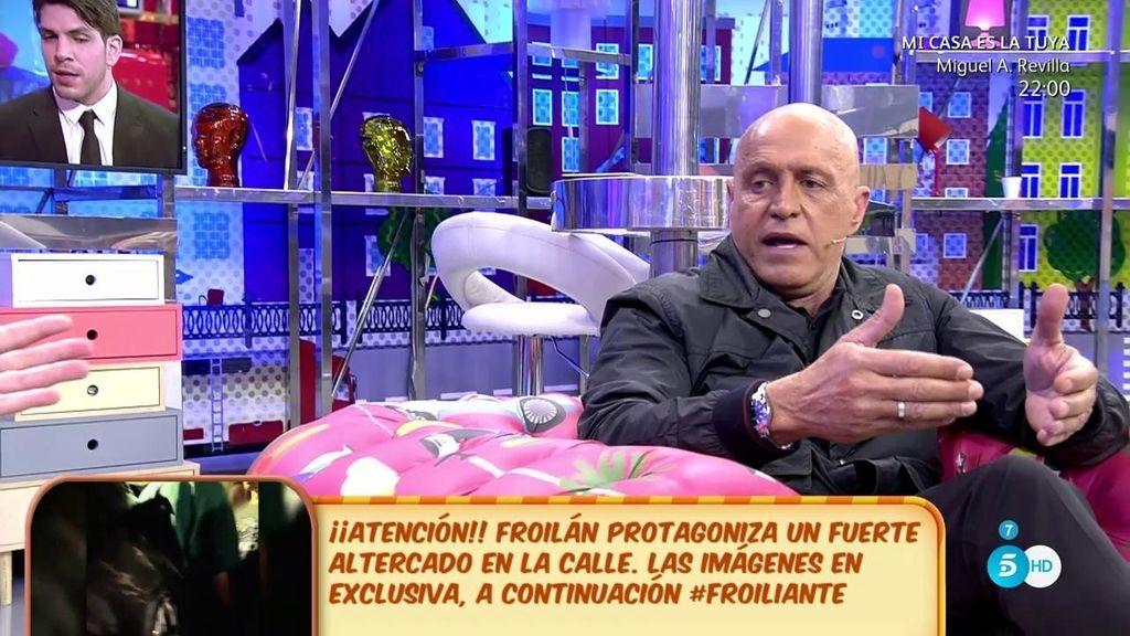"""Kiko Matamoros: """"Diego no tiene ninguna posibilidad de ver a la criatura salvo que demuestre que es el padre"""""""