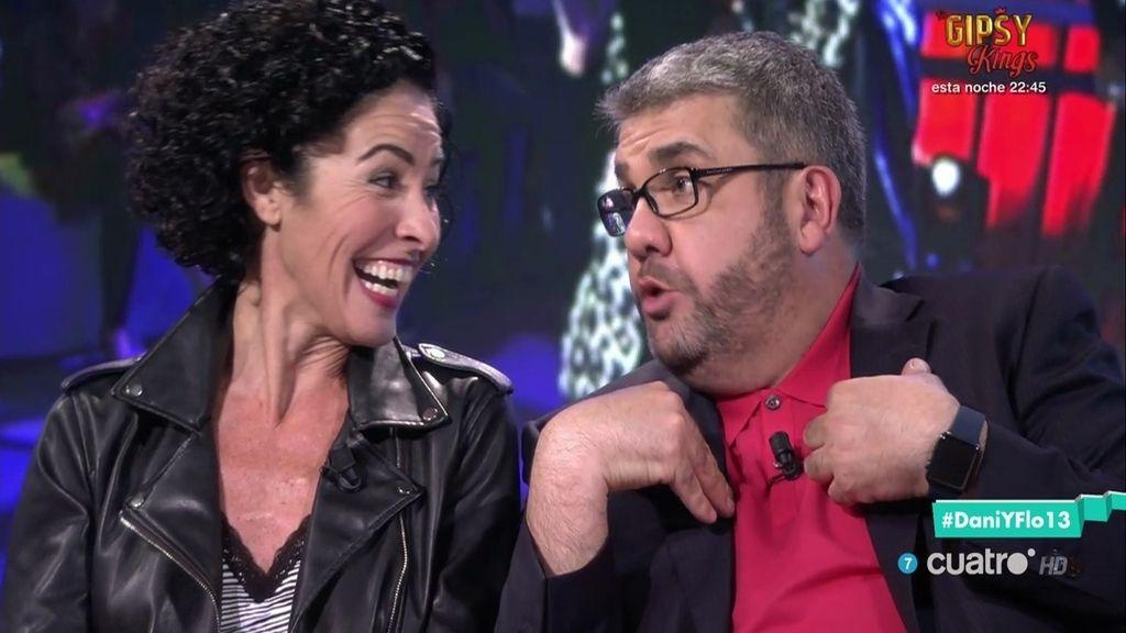 ¡Mamma Mia! Mariano Rajoy entrevista a la pequeña Nina en 'Dani&Flo' 🤣