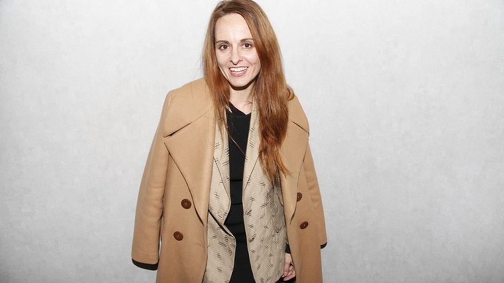 La diseñadora Ana Locking