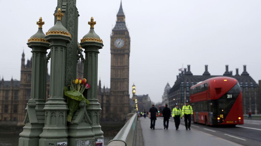 Londres intenta volver a la normalidad tras el atentado