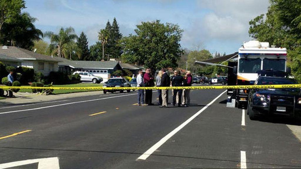 asesinato multiple Sacramento,familia asesinada california