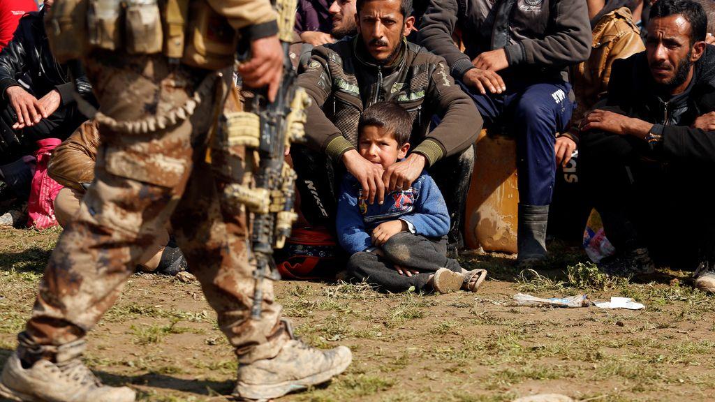 La desesperanza y la angustia tras la liberación de Mosul