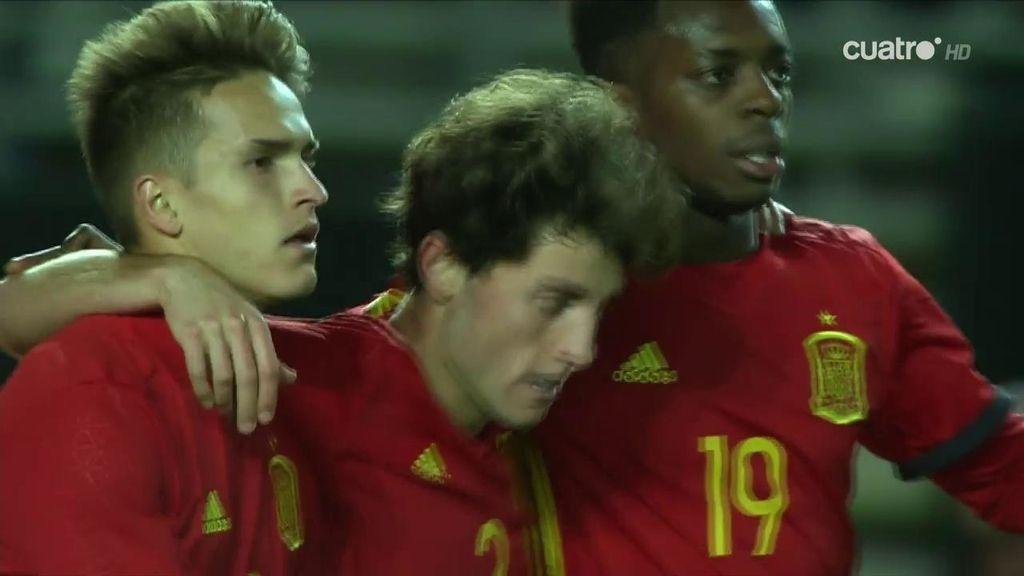 ¡De costa a costa! Un caño, seis toques y golazo de Denis Suárez para sentenciar (3-1)