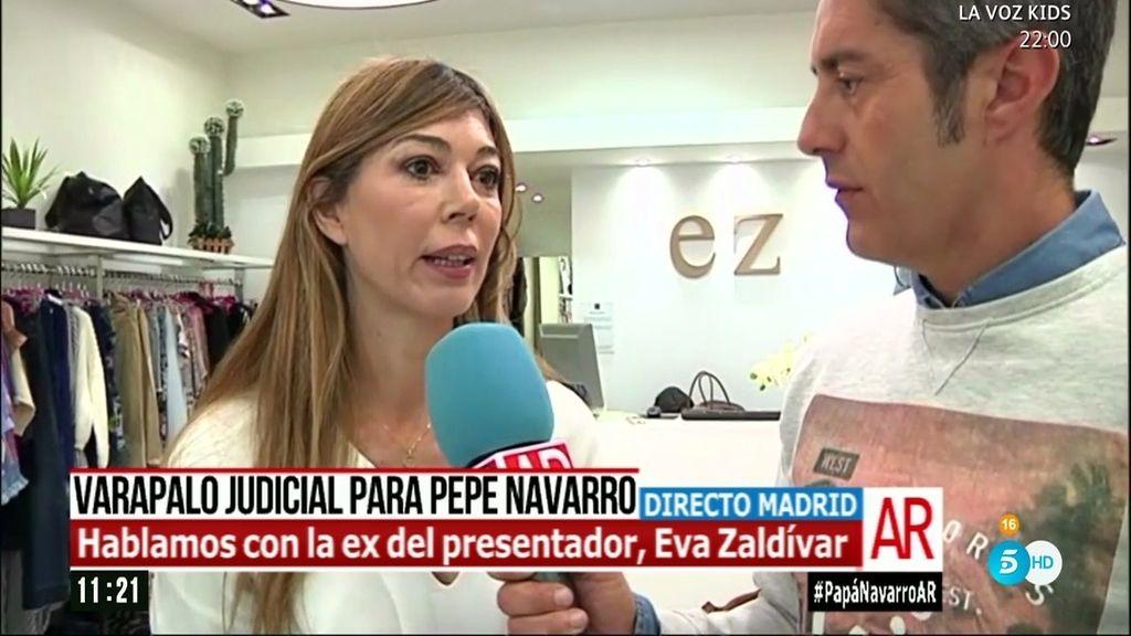 """Eva Zaldívar, sobre el Supremo: """"Se han quedado solo en la forma de la cuestión"""""""
