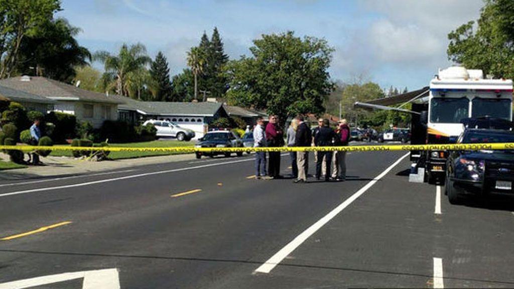 Homicidio múltiple en California: Hallados cuatro cuerpos, dos niños entre ellos
