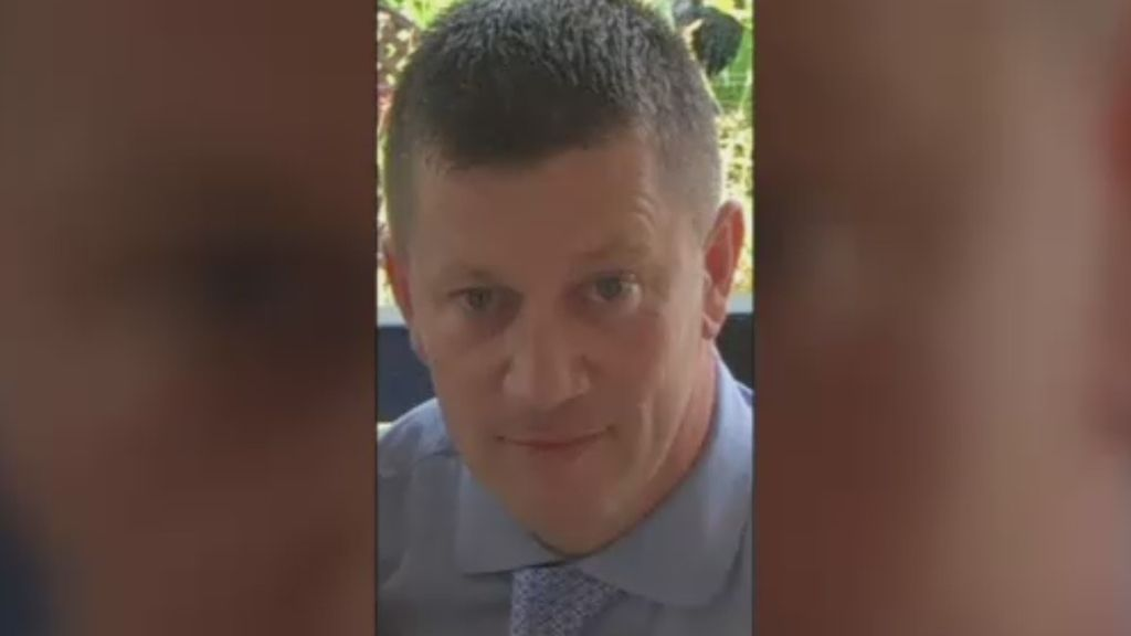 Keith Palmer, víctima mortal del ataque terrorista de Londres