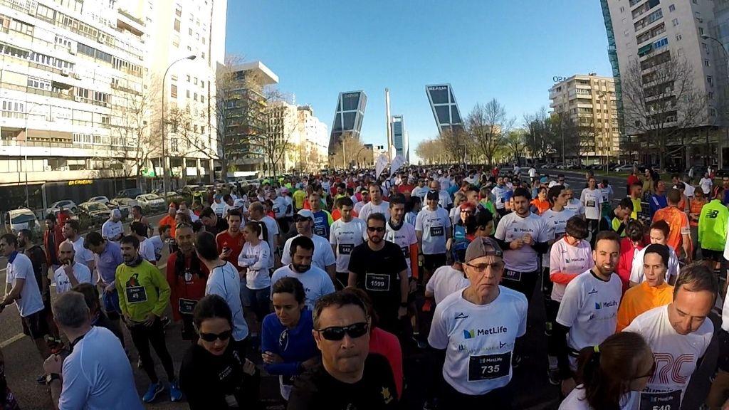 Turismo, Madrid, running, correr