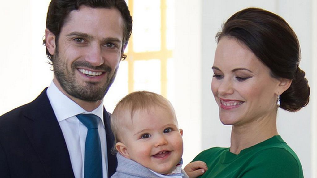 Nuevo 'baby royal' en camino: Carlos Felipe y Sofía de Suecia esperan su segundo hijo
