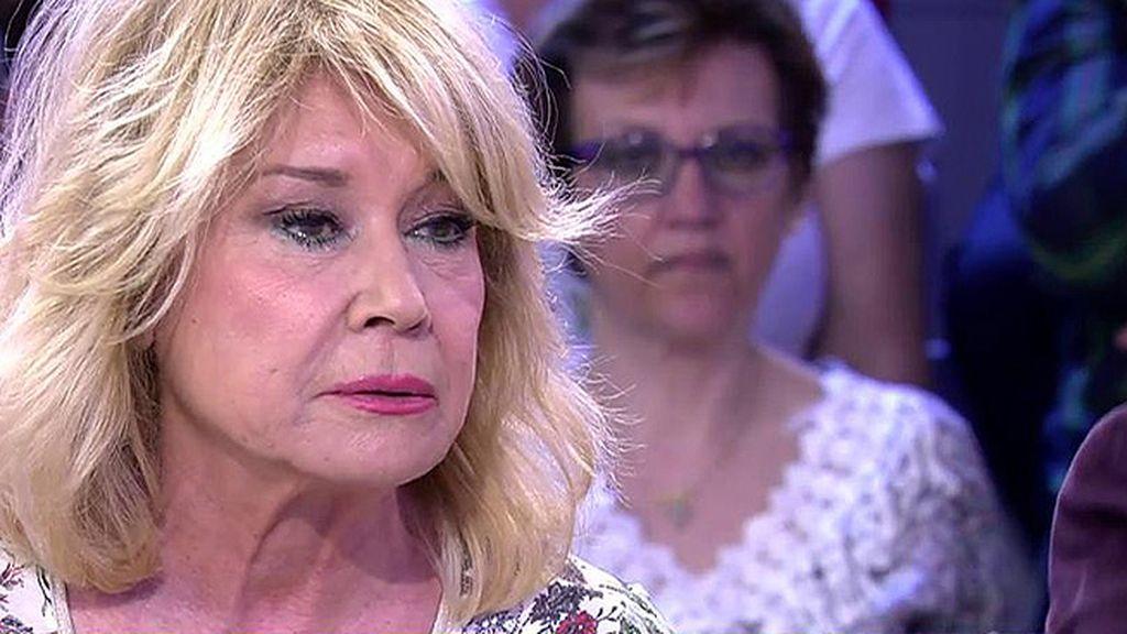 """Mila Ximénez: """"Bigote ha estado cerrando muchas negociaciones a espaldas de Teresa"""""""