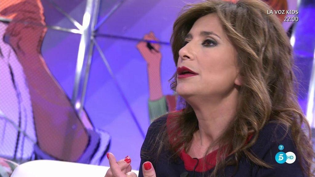 Bigote podría haber pedido que no participase ningún miembro de su familia en 'Supervivientes', según Gema López