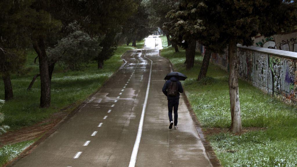 El tiempo, lluvias