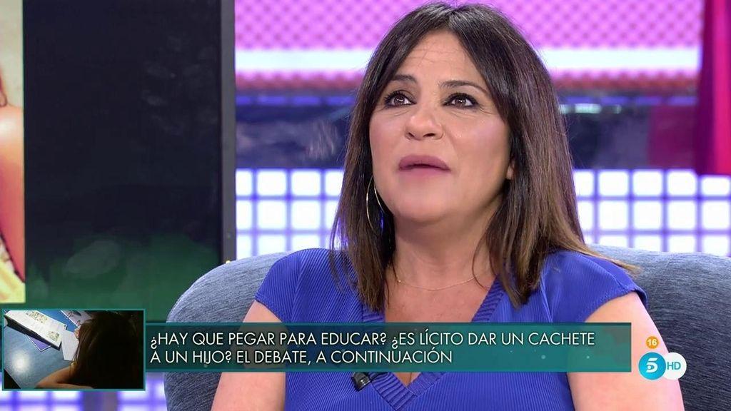 """Melani Olivares: """"Debo ser mala madre porque soy muy estricta con mis hijos"""""""