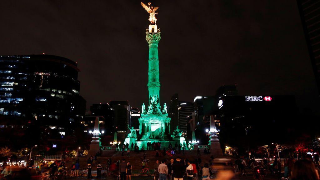La hora del planeta en Ciudad de México