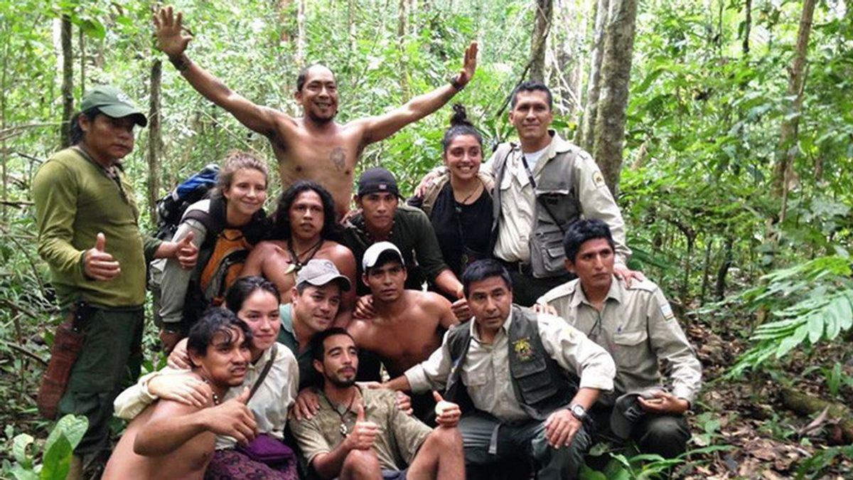 Rescate selva