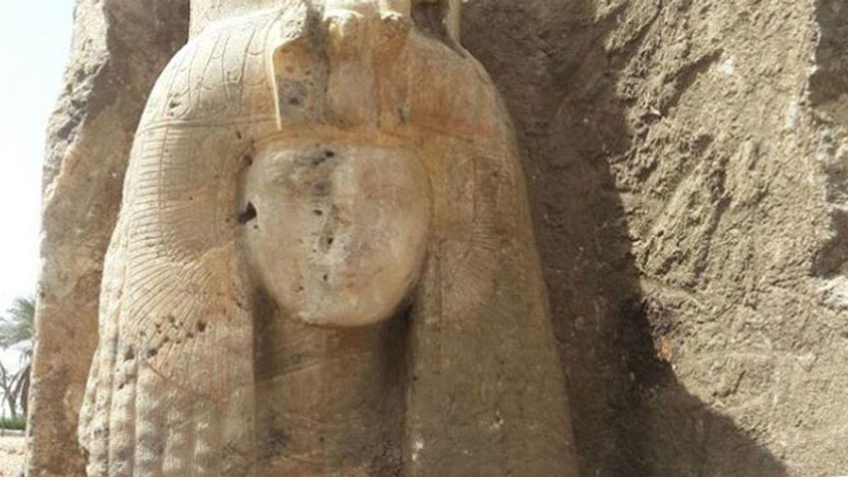 abuela Tutankamón