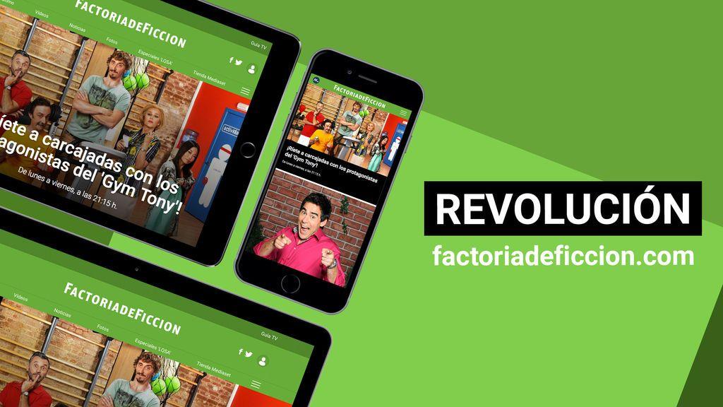 La revolución llega a las webs de Mediaset: nueva navegación, diseño responsive y nueva arquitectura