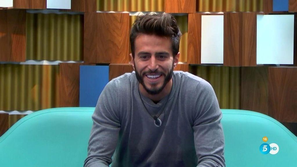 Marco reflexiona sobre su paso por 'Gran Hermano VIP': antes y después de Aylén