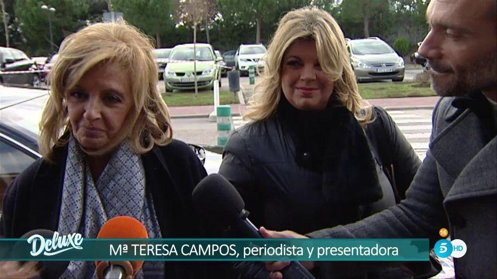 Muchos rostros conocidos han despedido a la periodista Paloma Gómez Borrero