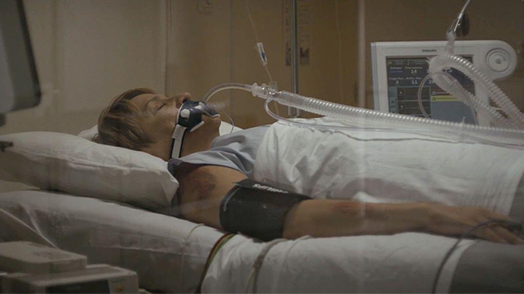 ¡En estado crítico!: Alicia Castro se debate entre la vida y la muerte