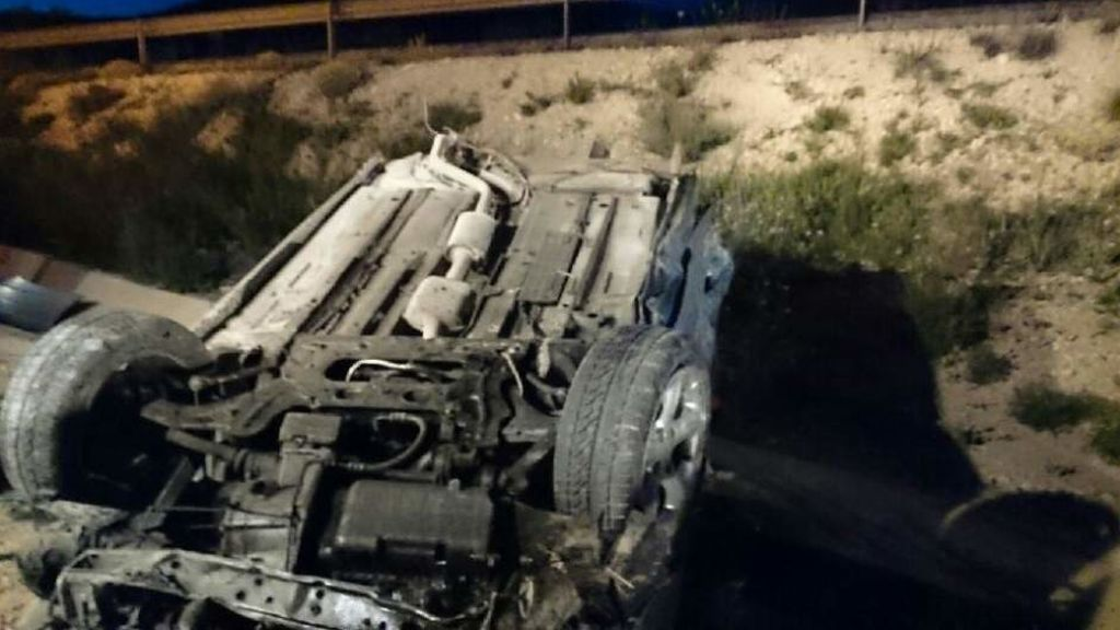 Accidente de Alicante