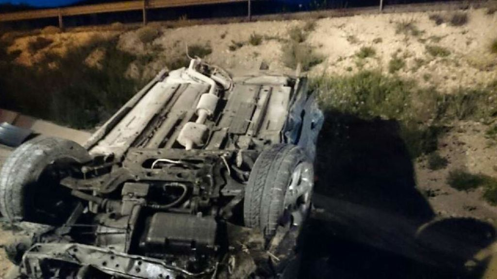 Cuatro fallecidos en las carreteras este fin de semana, dos de ellos motoristas