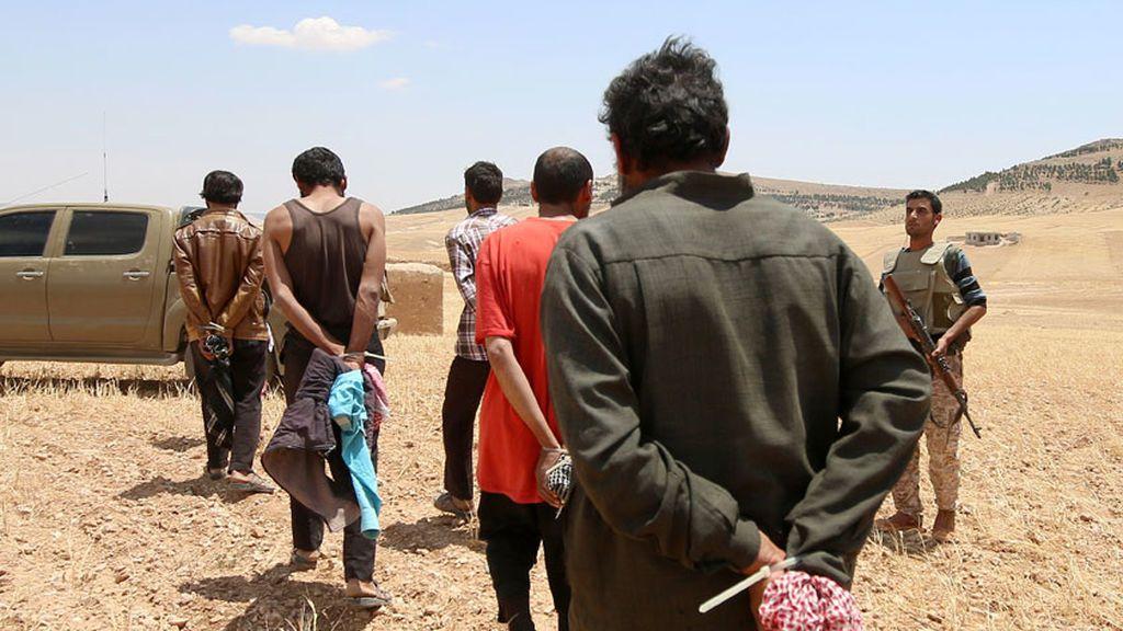 La Audiencia admite una querella por terrorismo de Estado contra Siria