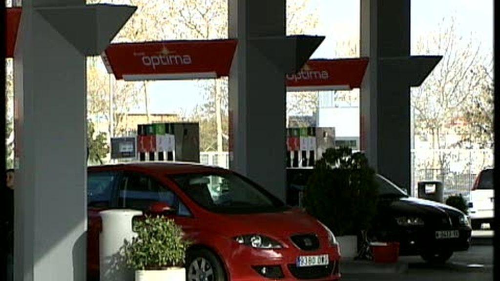 El precio de la gasolina continúa en aumento