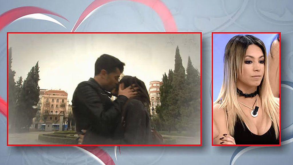 """Diego se declara a Lola: """"Estoy muy feliz contigo y quiero estar así siempre"""""""