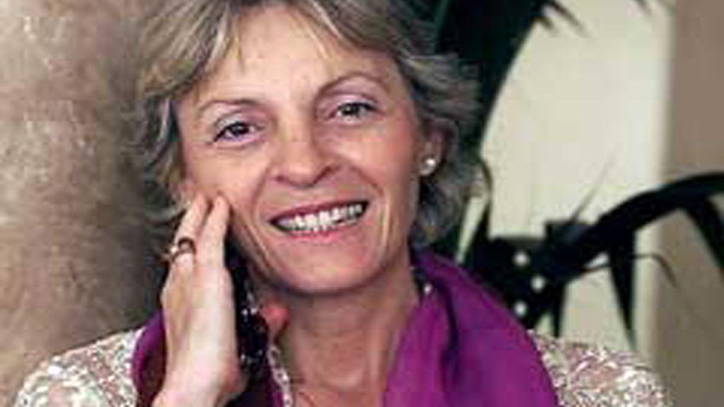 La escritora Soledad Puértolas, quinta mujer académica