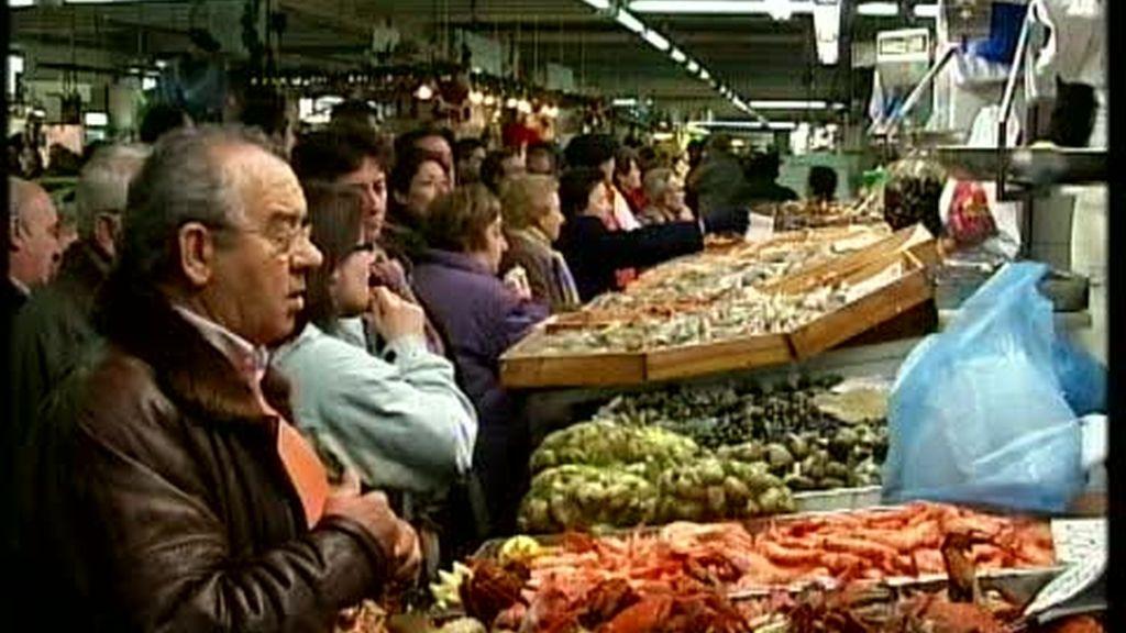 La inflación cierra octubre en tasas negativas