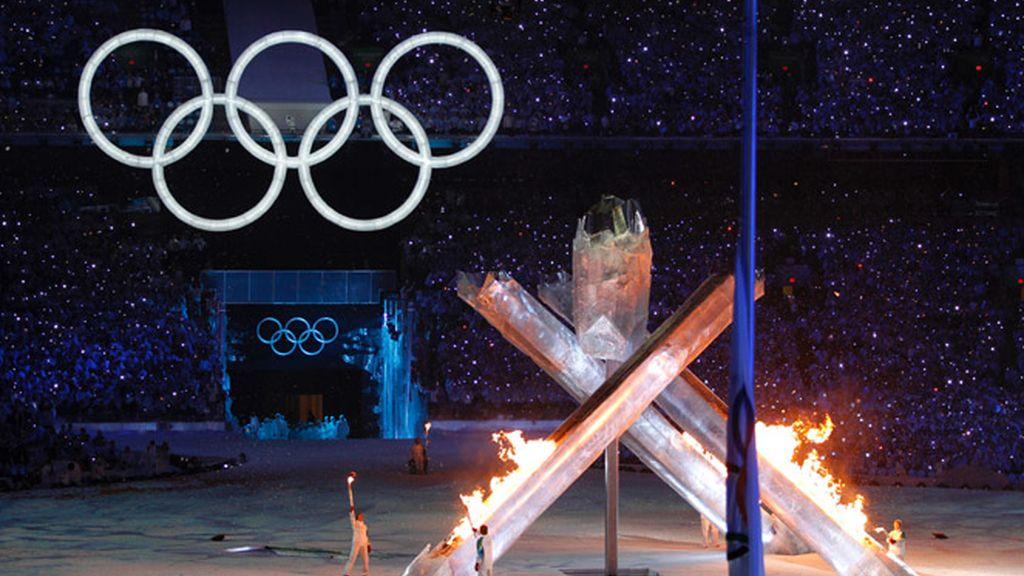 Comienzan los Juegos Olímpicos de Vancouver