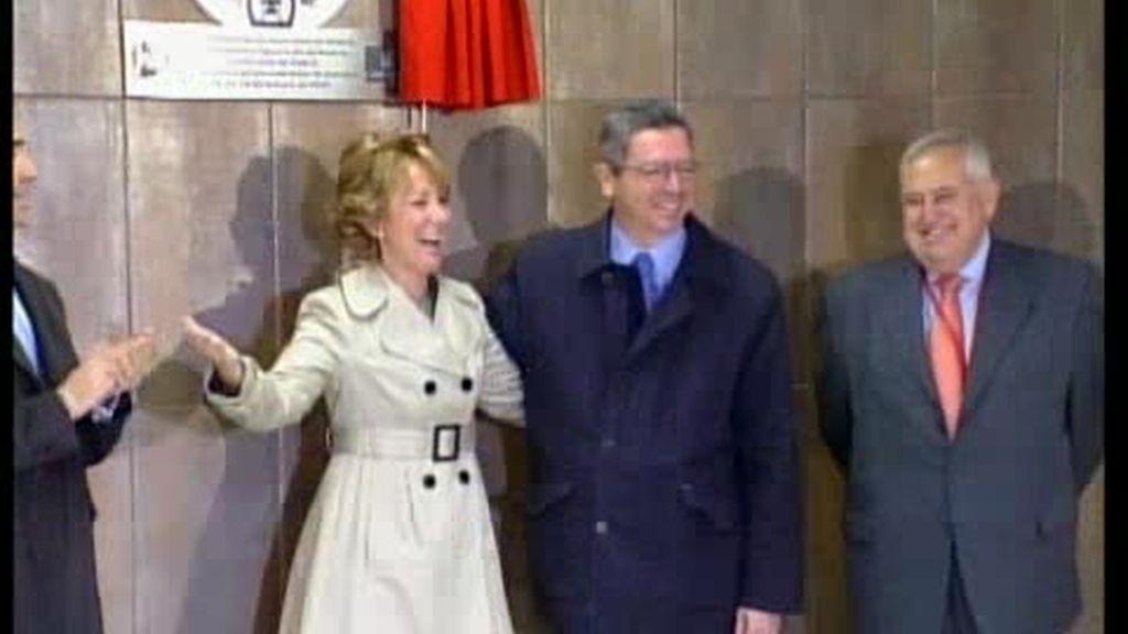 Aguirre y Gallardón, dinamita en el PP