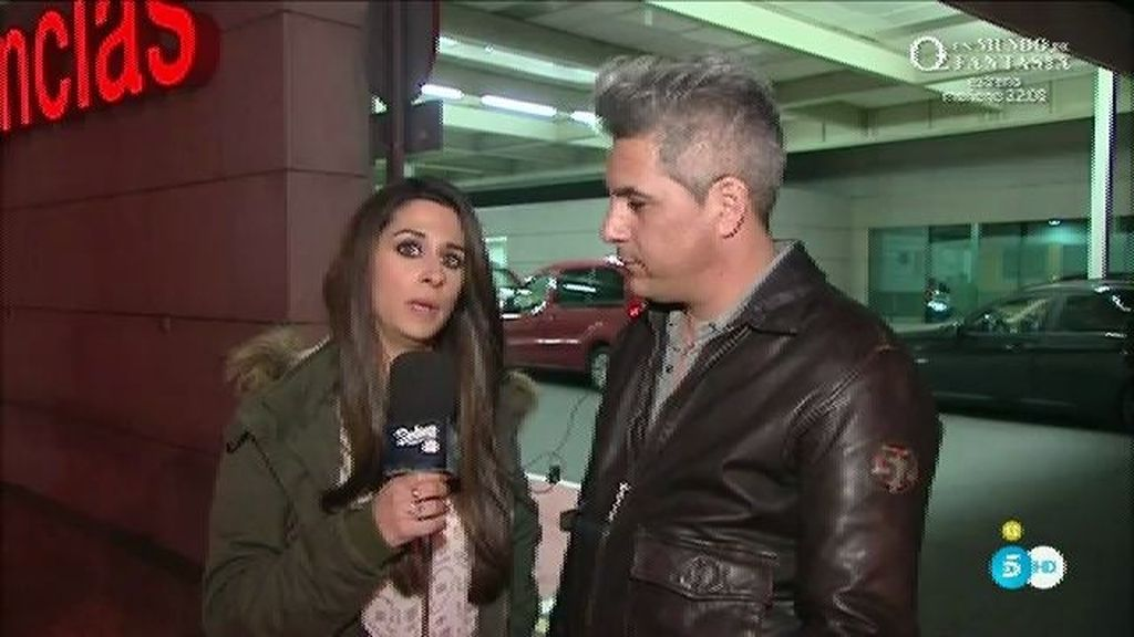 """Leo, amigo de Toño Sanchís, desde el hospital: """"Su mujer está consternada"""""""