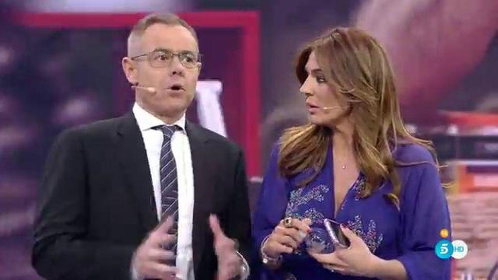 Jordi reprende la actitud de Raquel Bollo tras abandonar el plató con Diego Matamoros