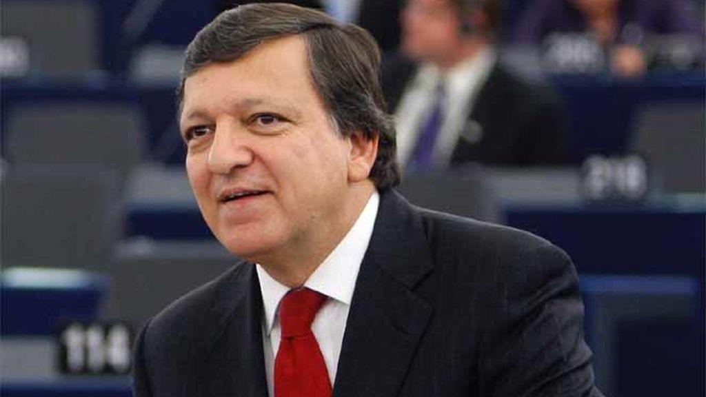 El presidente de la Comisión Europea, Juan Manuel Durao Barroso