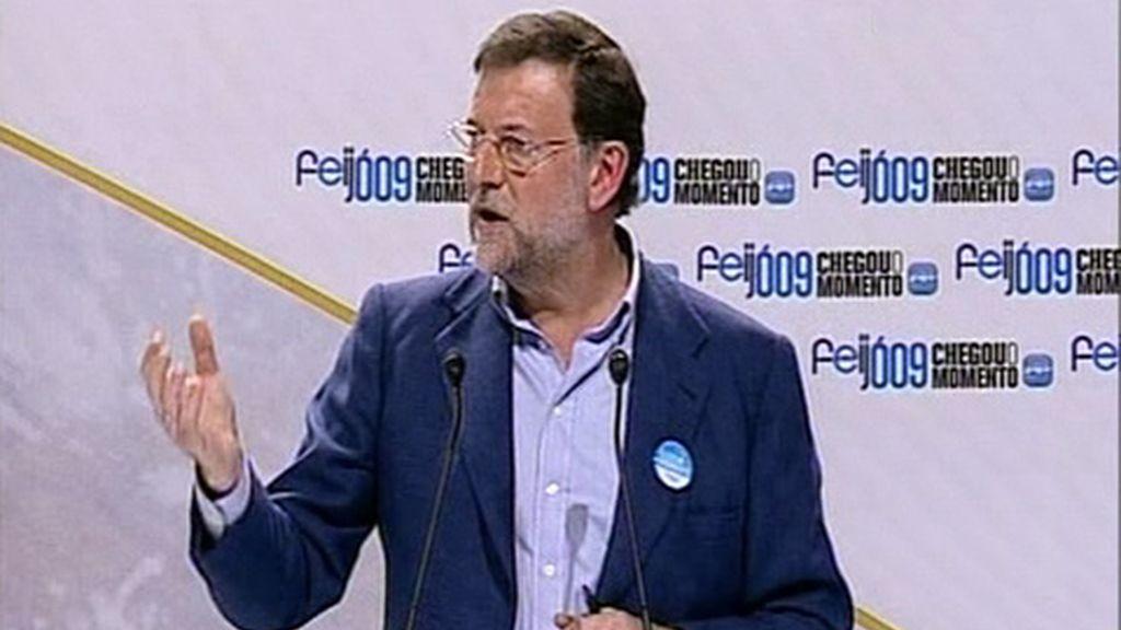 """Rajoy se opone a la venta de Repsol por """"supervivencia"""" y critica a quienes usan la energía como """"instrumento de poder"""""""