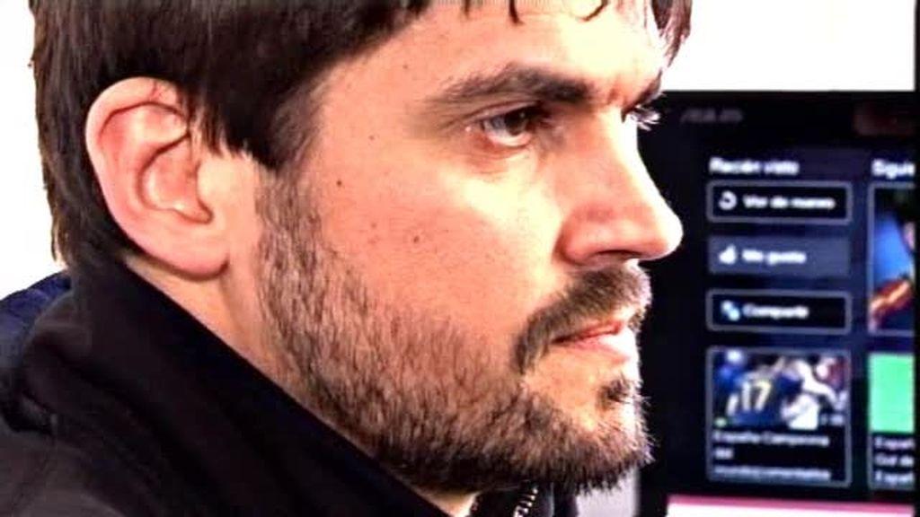 """Óscar Cuesta, """"La Voz"""""""