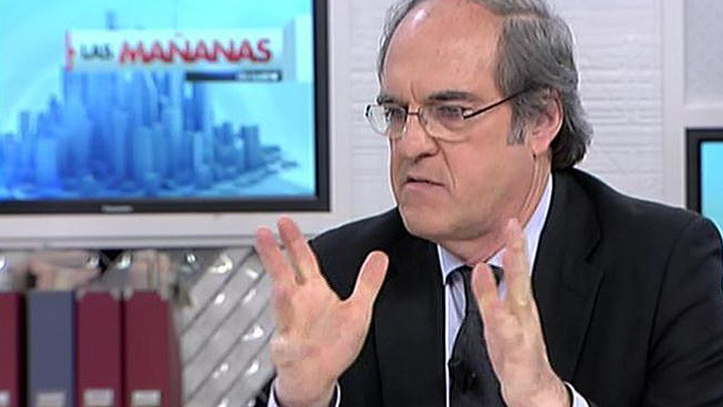 """A. Gabilondo, de Carmona: """"No necesito que alguien sea igual a mí para llevarme bien"""""""