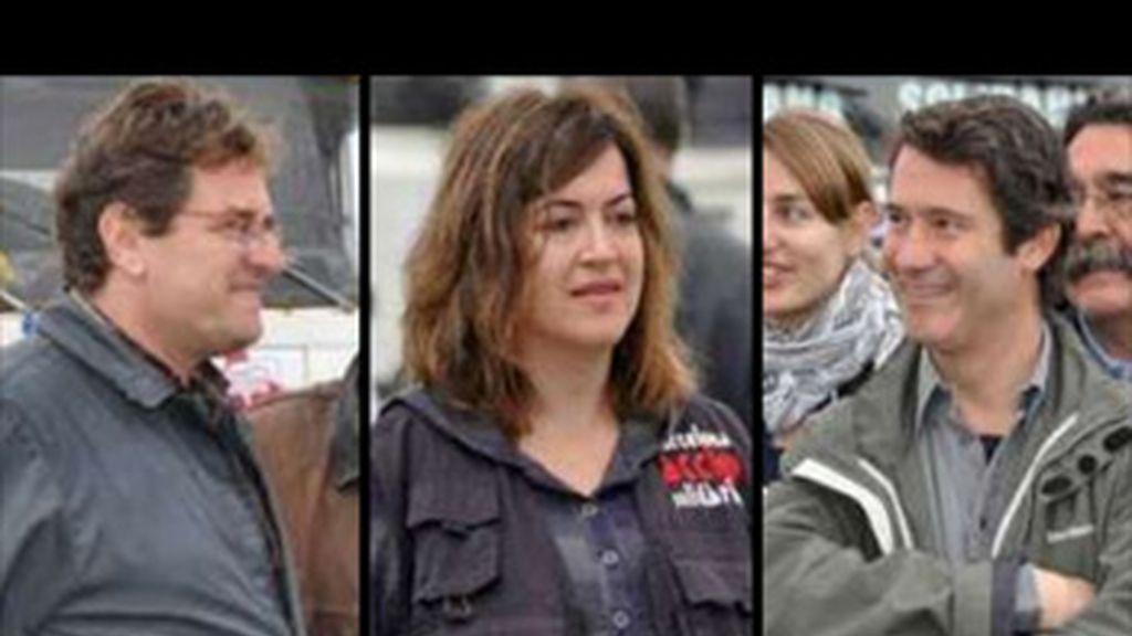 Doce años de cárcel para el presunto organizador del secuestro de los tres cooperantes